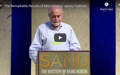 The Remarkable Results of Microdosing: James Fadiman